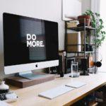 Work desk modern